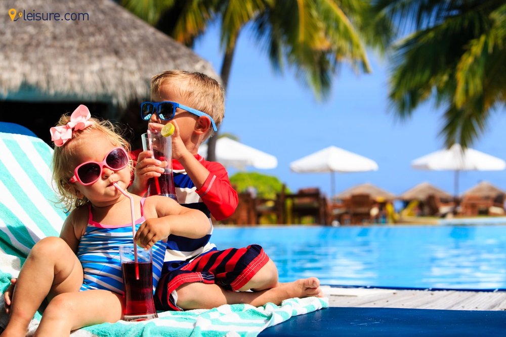 Travel Guide: The Best Places For Kids